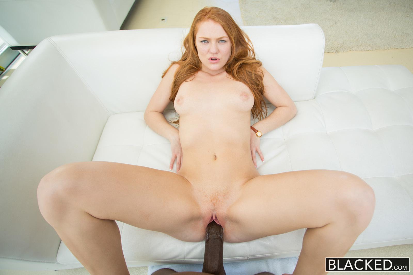 blacked redhead