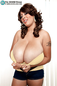 Big Titty Tug Job