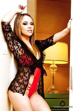 Hot and Horny Kristina Rose