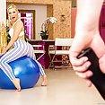 Ashley Fires Double Penetration - image
