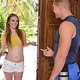 Sam Summers Naughty Coed - image