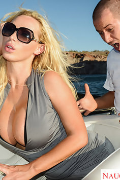 Nikki Benz Buys a Boat on Pussy Credit