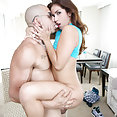 Isabella De Santos Tight Pussy Pounded - image