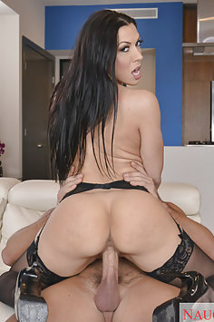 Rachel Starr Riding Johnny Castle Big Cock