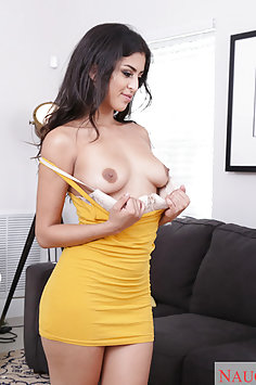 Sophia Leone Whips Them Out