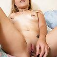 Pierced Nipples Cutie Skylar Valentine - image